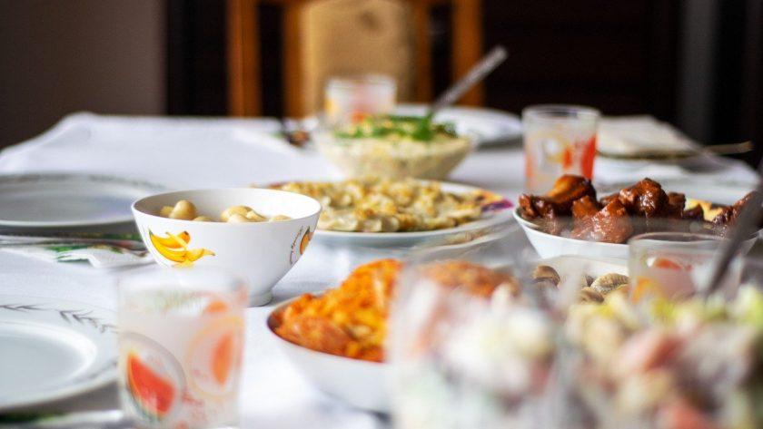 jedzenie w swieta