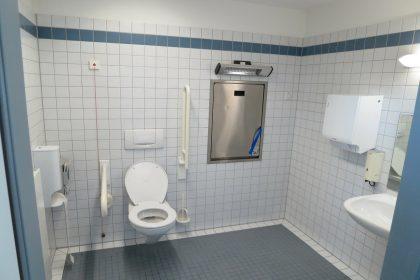 stelaz wc